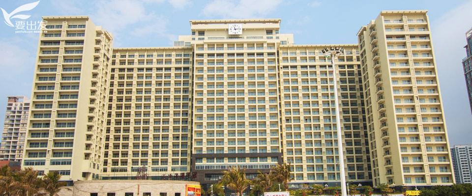 阳江海陵岛闸坡蓝波湾大酒店