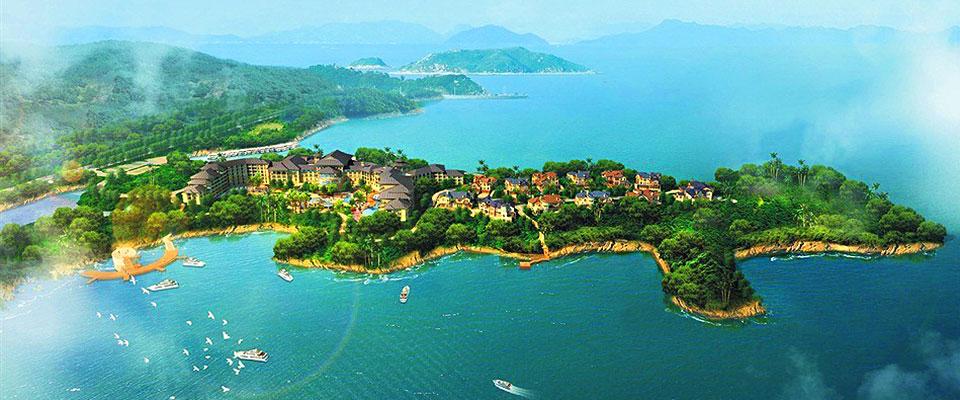 千岛湖润和建国度假酒店3天2晚