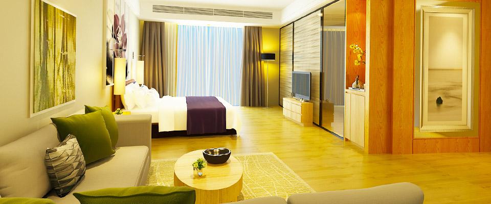 阳江海陵岛闸坡保利银滩海王星酒店