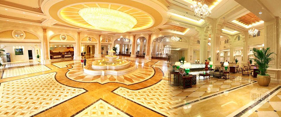青岛海泉湾度假区维景国际大酒店