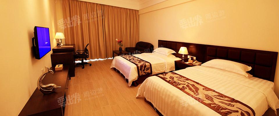 阳江海陵岛闸坡山海湾假日酒店