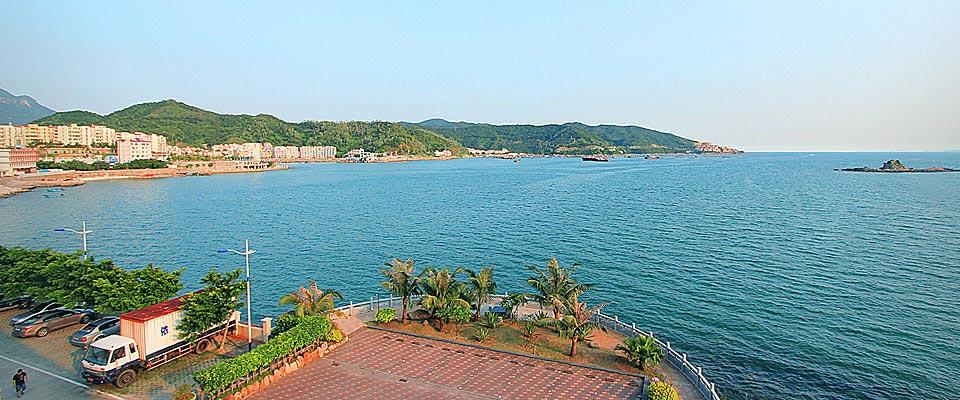 南澳巴厘岛海景酒店