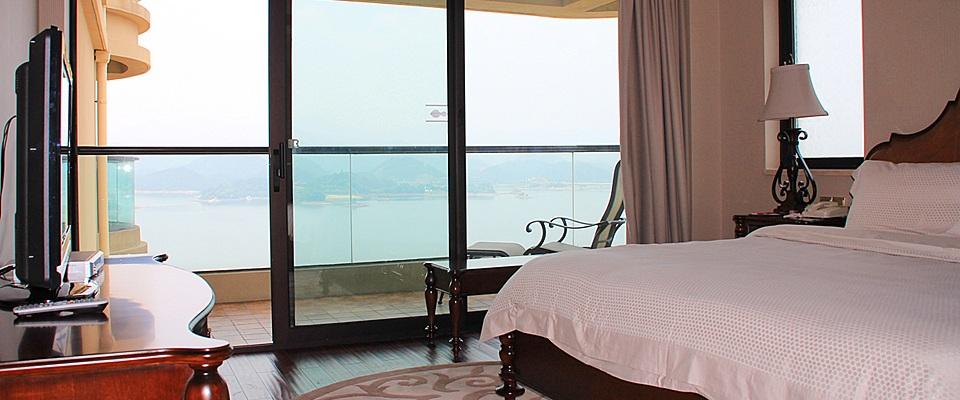 千岛湖丽景酒店 森林氧吧2张/林海归真景区门票2张 2选1